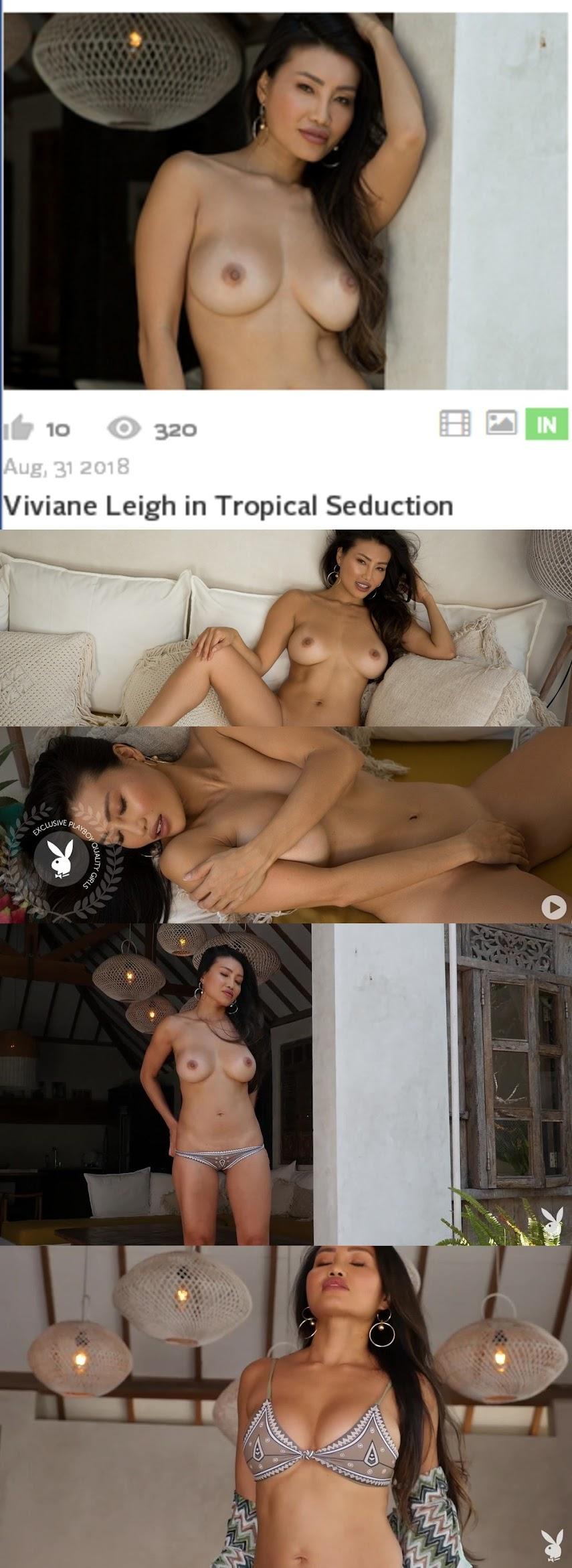 Playboy PlayboyPlus2018-08-31 Viviane Leigh in Tropical Seduction