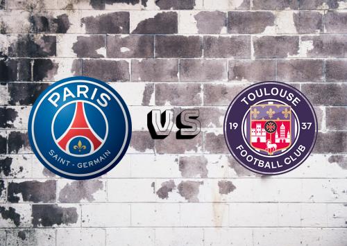 PSG vs Toulouse  Resumen y Partido Completo
