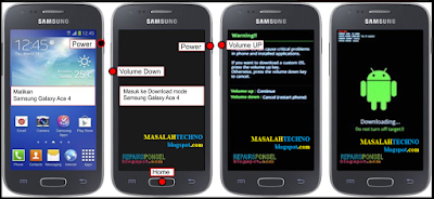 Cara Masuk Download Mode HP Samsung