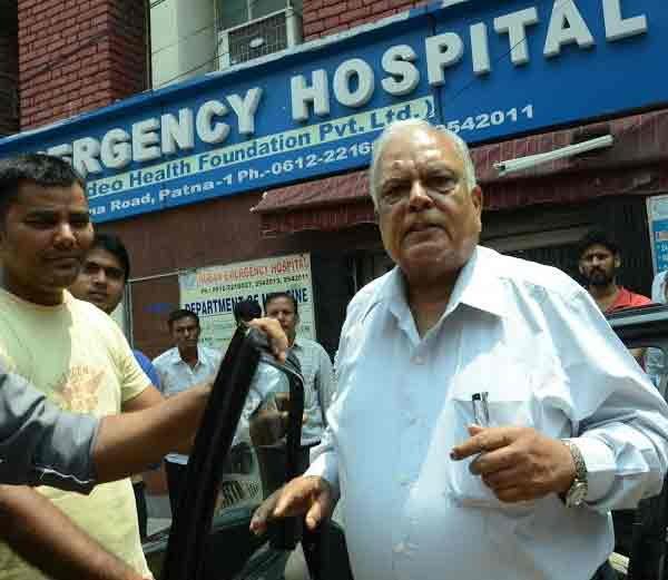 Doctor in Bihar
