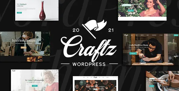 Premium WordPress Theme for Small Business Owners