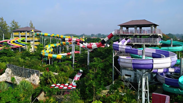 Review Jogja Bay Waterpark