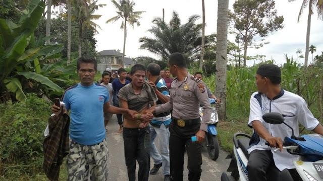 Tahanan di Pekanbaru Kabur Massal, Polisi dan Warga Berhamburan Ikut Mengejar
