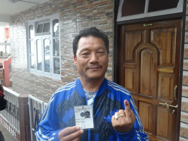Bimal Gurung says he will win all upcoming elections in the hills