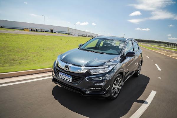 Honda HR-V chega a linha 2021: fotos, preços e detalhes