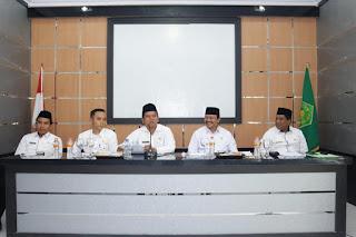 Rapat Koordinasi Lembaga Pengembangan Tilawah Al-Qur'an (LPTQ)