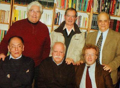 La selección catalana de veteranos en 2005