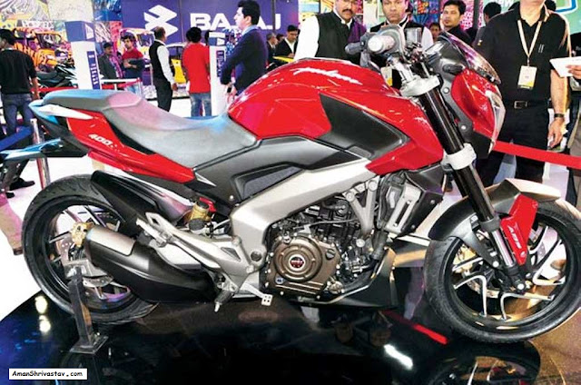Bajaj Dominar 400 Launched In India Priced At ₹ 1.36 Lakh