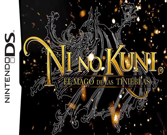 Ni No Kuni El Mago de las Tinieblas ROM DS