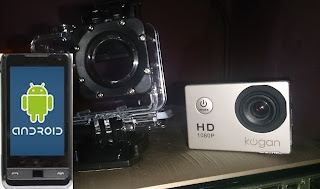 Menyambungkan Wifi Kamera Kogan ke Hp
