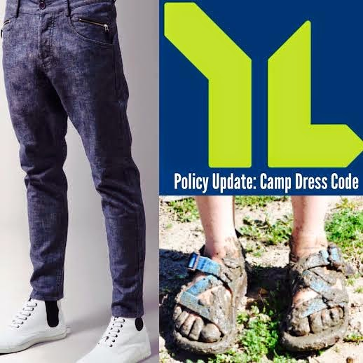fe1432dcdb6 The Young Life Leader Blog  New Young Life Summer Camp Dress Code Policy