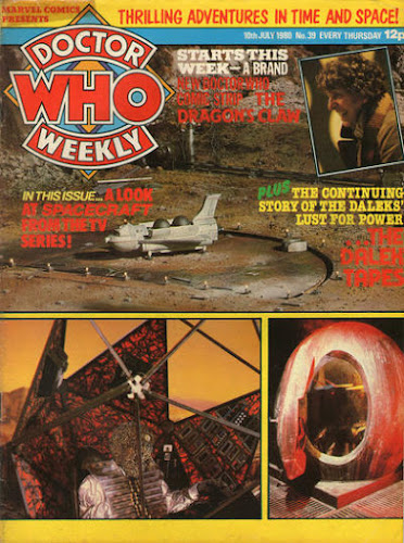 Doctor Who Weekly #39