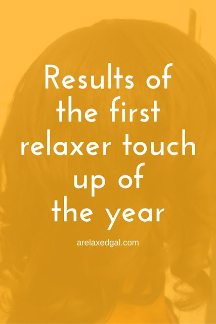 I've gotten my second relaxer touch up of 2014. See how I prepped my hair for it and how it turned out.   arelaxedgal.com