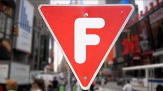 Murray Sesame Street sponsors letter F, Sesame Street Episode 4410 Firefly Show season 44