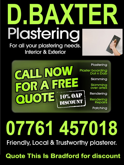 D.Baxter Plasterers Bradford