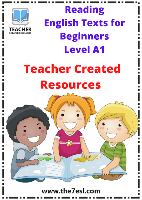 English Texts for Beginners Level A 1
