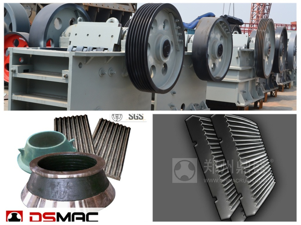Jaw crusher spare parts in Coimbatore of India manufactured