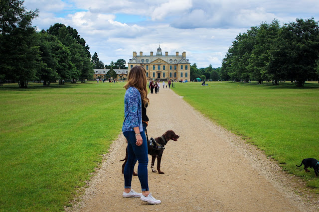 Belton House National Trust review