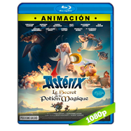 Astérix: El secreto de la poción mágica (2018) BRRip 1080p Audio Dual Latino-Ingles