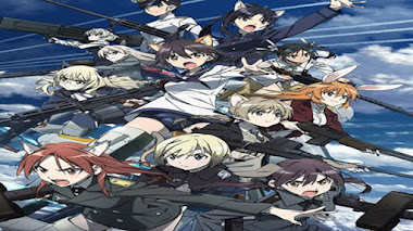 Strike Witches: Dai-501 Tougou Sentou Koukuudan ROAD to BERLIN 12/12 [Sub-Español][MEGA-MF-GD][HD-FullHD][Online]