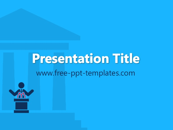 Blue professional powerpoint backgrounds dcbuscharter blue professional powerpoint backgrounds politics ppt template toneelgroepblik Image collections
