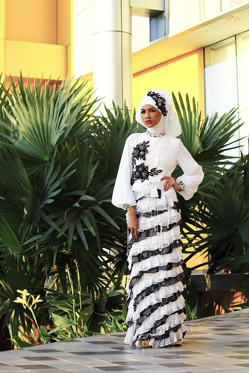 Cewek Model Hijab makassar
