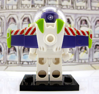 buzz lightyear disney lego minifigure