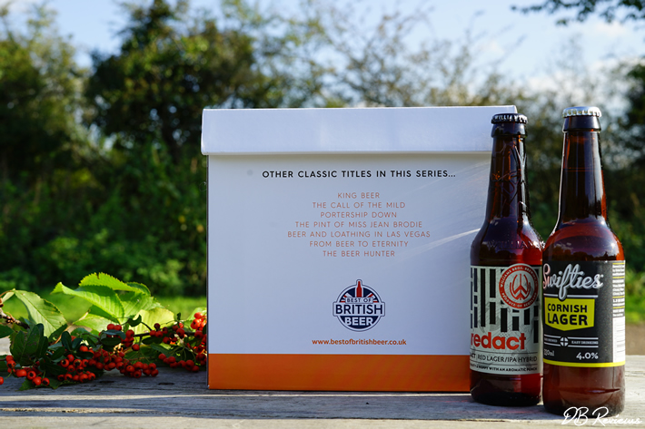Craft Beer Box Set from Best of British Beer