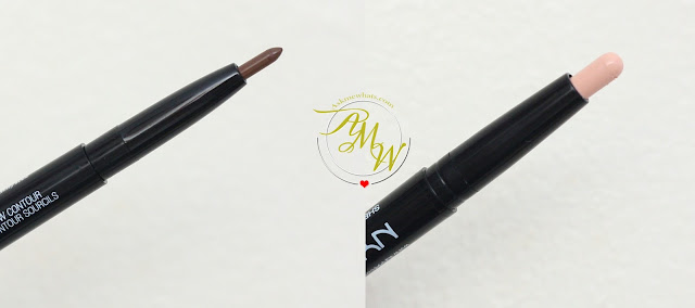 a photo of NYX Sculpt and Highlight Brow Contour Review