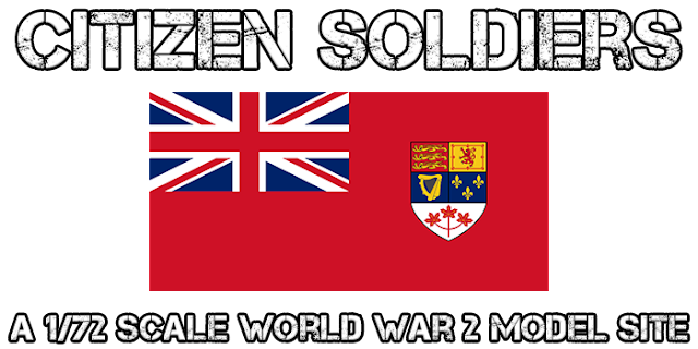 Citizen Soldiers: A 1/72 scale World War 2 Model Site