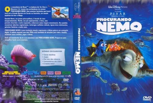 Procurando Nemo Torrent - BluRay Rip 720p e 1080p Dublado (2003)