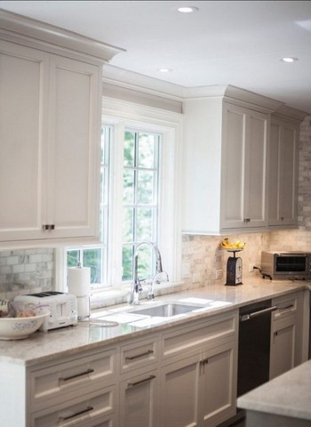 Kitchen Cabinet Crown Moulding For