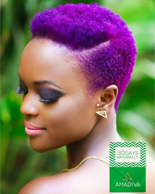 2019 Latest and Stunning Natural Hairstyles to Copy