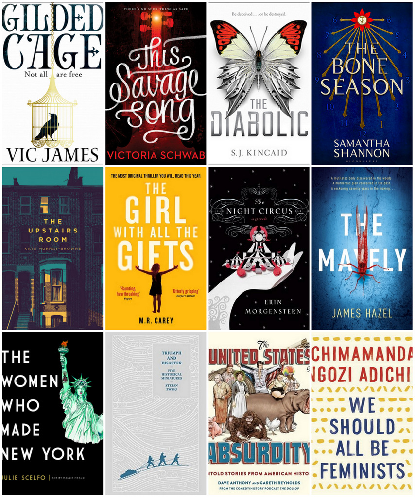Summer Reading Recommendations