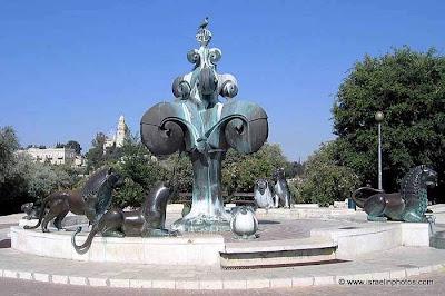 Afbeeldingen van Jeruzalem