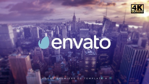 Logo Identity intro Premiere Pro Template