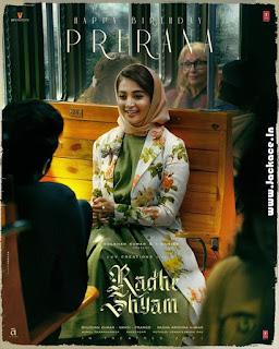 Radhe Shyam First Look Poster 2