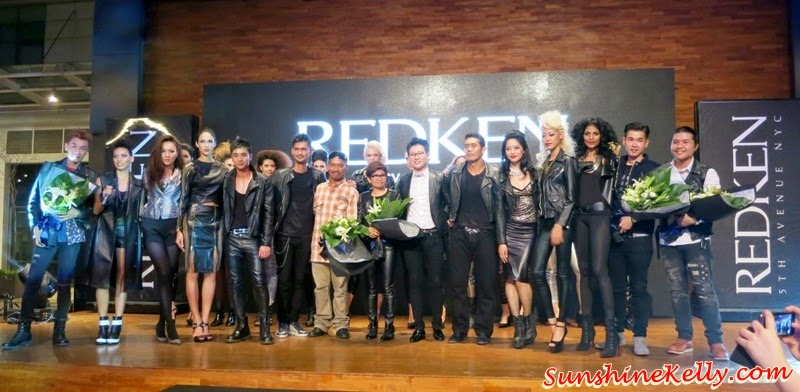 Redken Styling Reinvention Launch & Hair Show, Redken Styling Reinvention, Hair Show, #MYRedkenStyling Roadshows, Hair Roadshow, Hair styling, Redken Styling Reinvention, Redken hair show, Redken Truck, Mobile Salon, Redken Malaysia,