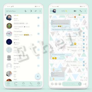 Random Theme For YOWhatsApp & Fouad WhatsApp By Ethel