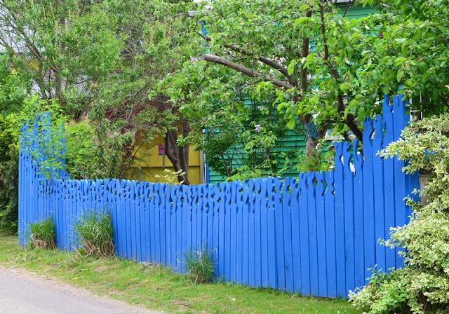 pagar kayu klasik