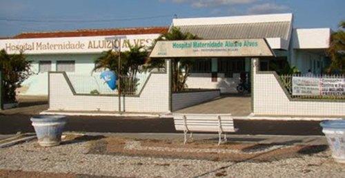 Blog Foco Sertanejo: O Hospital Maternidade Aluízio Alves de Lajes ...
