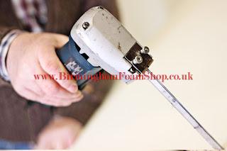 Cutting Tools The Foam Shop