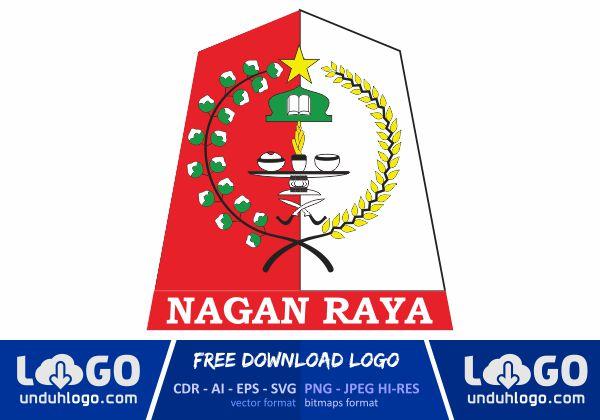 Logo Kabupaten Nagan Raya Download Vector Cdr Ai Png
