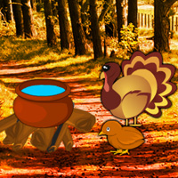 Games2Rule Turkey Forest Return Escape