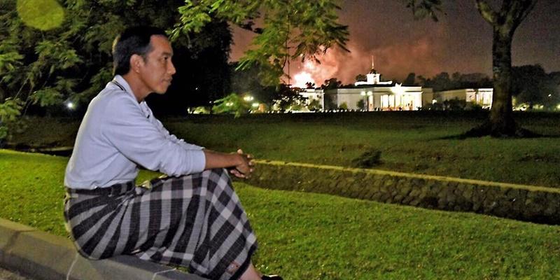 Jokowi 3 periode