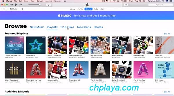 Download iTunes - Tải iTunes bản 12 mới nhất cho PC Windows 7/10