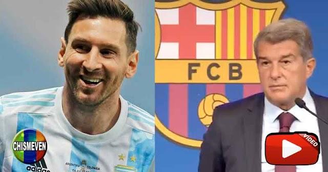 Con Leo Messi fuera del Barcelona y sin club surgen muchas dudas