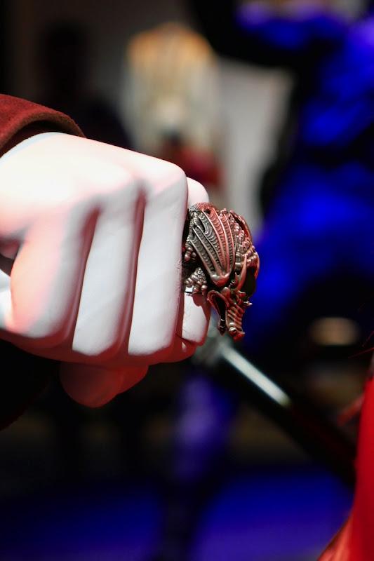 Sorcerers Apprentice Balthazar dragon ring