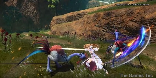 Sword Art Online Alicization Lycoris release date, review, gameplay, trailer, price, pre order, PS4, PC, Steam