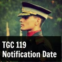 TGC 119 Notification Coming Soon
